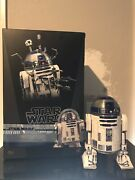 Mms511 Star Wars R2d2 Deluxe Set Complete