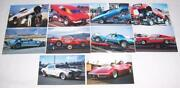 Pick And Choose 4x6 Color Photos 1960and039s Funny Cars-souza Bros-larson-perry-more