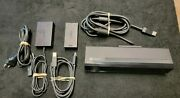 Microsoft Xbox Kinect Model 1520 With Official Kinect Usb Adapter Works Great