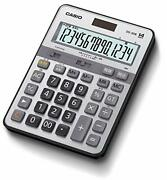 Casio Full-scale Actual Calculator 14 Digit Days And Time Calculation Green...