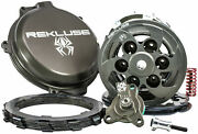 Rekluse Racing Radius Cx Auto Clutch Dss Rms-7913082 For 2016 500 Exc Xcw Fe501