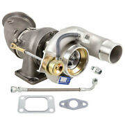 New Turbo Kit With Turbocharger Gaskets Oil Line For Dodge Ram Cummins 5.9l