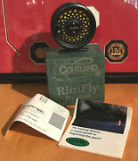 Vintage Cortland Rimfly Fly Fishing Reel - Made In England Open Box A4