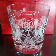 Baccarat One Piece Tony Tony Chopper Crystal Glass Made In France