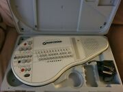 Suzuki Omnichord Om-84 System Vintage Touch Synthesizer With Case And Power Cord