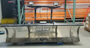 Sno-way Snow And Ice Control Equipment Plow Sn Alc122767
