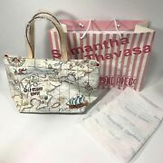 Samantha Thavasa Onepiece Collabo Canvas Tote Bag Limited Quantity Item