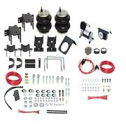 Firestone Ride-rite All-in-one Analog Kit For 2010 Ford F-350 Super Duty Lariat