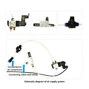 Industrial Robot Arm Parts Mechanical Arm Acc Air Supply System Kit For Robotic