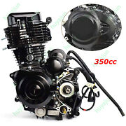 Usa 4-stroke 350cc Engine Motor Water-cooled For Most Chinese 3 Wheel Motorcycle