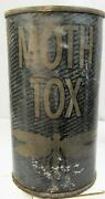C 1940 Moth Tox Aerosol Insecticide Can Ddt Rex Research Toledo Ohio Vintage