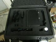 Shure Ulxp4 M1 Kit With Receiver, Body Pack Lapel Wl84a And Case 662-698 Mhz
