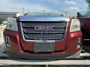 2010-2015 Gmc Terrain Slt Red Front End Assembly Chrome Grille Ic 2460 B