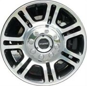 4 New 20x8 Alloy Wheel For 11-16 Ford F250 F350 Super Duty Hd Dc3z1007a