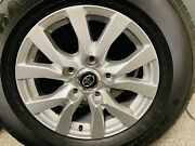 18 Toyota Land Cruiser Oem Wheels And Tires 18x8 75195 New Take Off 285/60/18