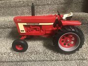 2021 Case International Farmall 1066 1/8 Scale Wide Front Turbo Scale Models New