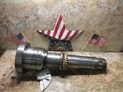 1998 Daewoo 250mb Cnc Lathe Spindle Cartridge Head Stock Assembly