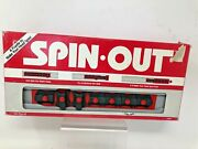 1987 Spin Out Puzzle Brain Teaser Game Binary Arts William Keister German