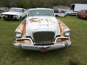 1962 Studebaker Gran Turismo Coupe V8 A/t P/s Hood Latch Catch Boot Parts Hawk