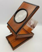 Superb Late 19th Century French Graphoscope