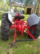 Ford 8n Tractor New Tires Runs.