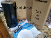 Hayward Deck Jet 500 With Bronze Cover Box Of 4