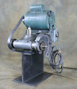 0.75hp Dumore 57-021 Tool Post Grinder External Grinding Spdl For Lathes 9 T