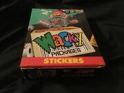 Vintage Wacky Packages 1991 Topps Box 48 Unopened Packs @@rare@@