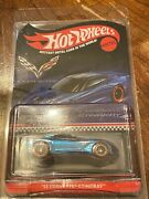 Hot Wheels Rlc '14 Corvette Stingray 1049/3000 In Protector Condition Is New