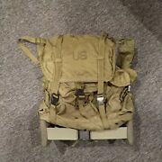 Large Alice Pack,tactical Tailor Straps And Belt,buckle Mod,free Shipping.