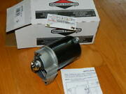 Genuine Briggs And Stratton Starter 497596 Opposed Twin Not Cheap China Crap