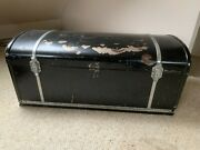 Rare 1930s Classic Era Automobile Trunk - Stored Indoors For 70+ Years