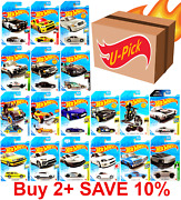 2021 🔥 Hot Wheels 🔥 Cars Main Line You Pick 🚗🚙🚓 🚚 - New Updated 10/25 ✅