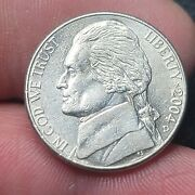 Usa 2004 D Jefferson Nickle 1803 Louisiana Purchase  5 Cent Coin
