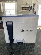 Sony Ps5 Blu-ray Edition Console - White - Ships Same Day Ups🚚💨 Trusted Seller