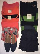 Junior Teen Girls Clothing Lot Hollister Size Small And Toms Size 7.5