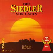 Thames And K Boardgame Siedler Von Catan, Die The Settlers Of Catan 2nd R Vg