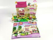 Lego Friends Set 3315 Olivia's House Manuals 99 Complete 2012 Retired