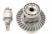 10 Kubota Rtv1140cpx Front Differential Ring And Pinion Gear
