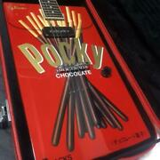 Pocky Electric Guitar Hardmaple Limited Edition Rare Nearly Unused From Japan