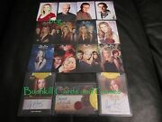 2017 Buffy The Vampire Slayer Ultimate Collector's Set Series 2 Full Master Set