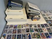 Sports Card Collection Modern And Vintage Completed Prizm Sets