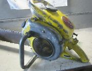 Vintage Collectible Mcculloch 3-25 Chainsaw With 24 Bar