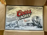 Mth O Scale Coors Light Silver Bullet Train Set P2 Item 30-1433-1 - New