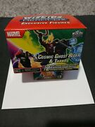Cosmic Ghost Rider And Thanos Convention Exclusive Le Promo Heroclix 2021 Gencon