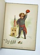 Mabel Humphrey, Maude Humphrey / Little Soldiers And Sailors 1st Edition 1899