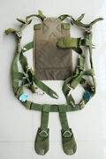 China Air Forc High Altitude Fighter Pilot Parachute Harness Safety Belts Jss-13