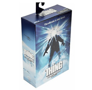 Neca The Thing - Ultimate Macready Outpost 31 7in Scale Action Figure In Hand