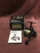 Daiwa Whisker Tournament Series Ss 1300 Spinning Reel With Box