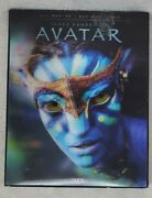 ✨sealed✨avatar Blu-ray/dvd, 2012, 2-disc Set, Limited Edition 2d/3d